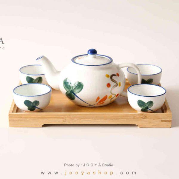 ست چای خوری گلبرگ