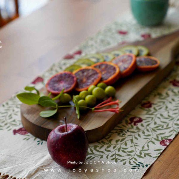 بررسی ویژگیهای ظروف چوبی