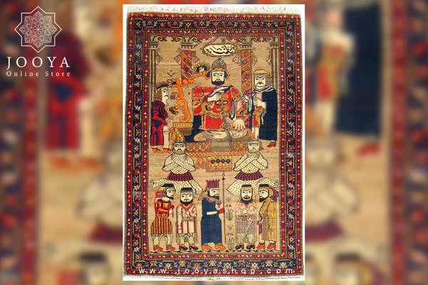 تاریخچه فرش و قالی دستبافت ایرانی