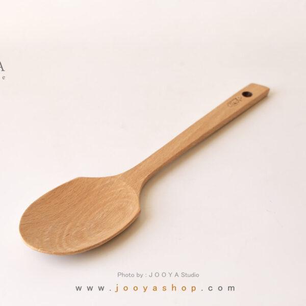 کفگیر چوبی بلند