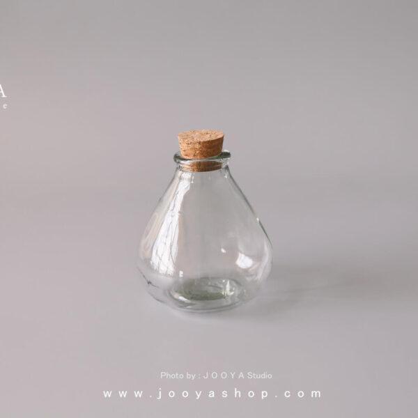 بطری شیشهای کلوش