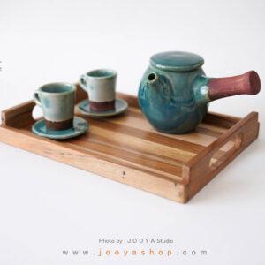 سینی چوبی صمصام