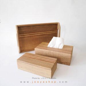 ست ۳ تکه پذیرایی چوبی