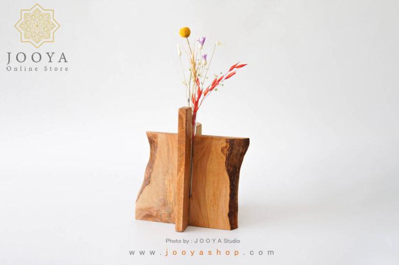 گلدان روستیک توسکا