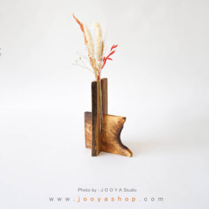 گلدان روستیک دال