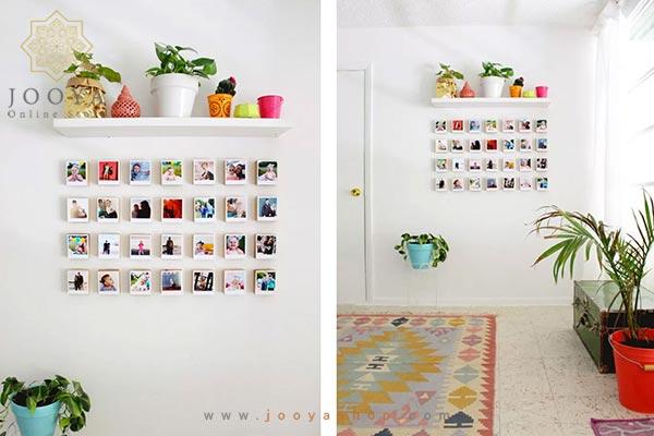 دیوار گالری عکس