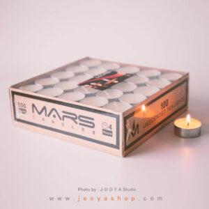 شمع وارمر ۱۰۰ عددی مارس