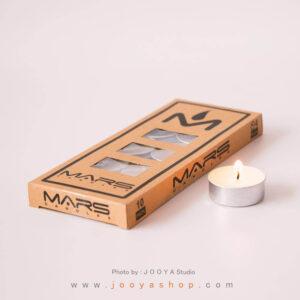 شمع وارمر ۱۰ عددی مارس