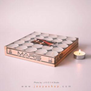 شمع وارمر ۵۰ عددی مارس