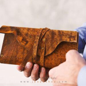 خرید کیف پول مردانه وینتیج