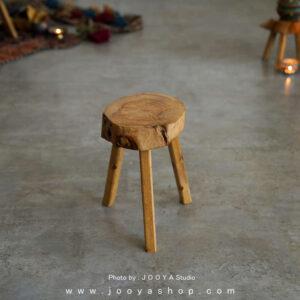 استند چوبی بلوط