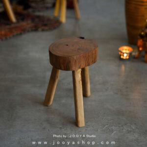 استند چوبی گردو
