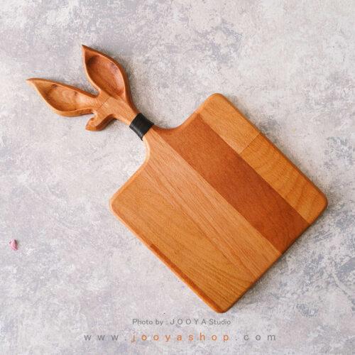 تخته سرو چوبی شاخه