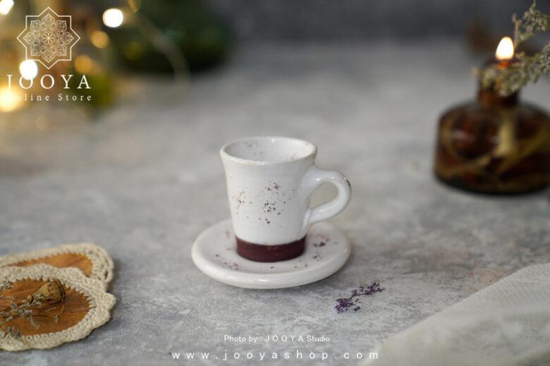 قهوه خوری سفید