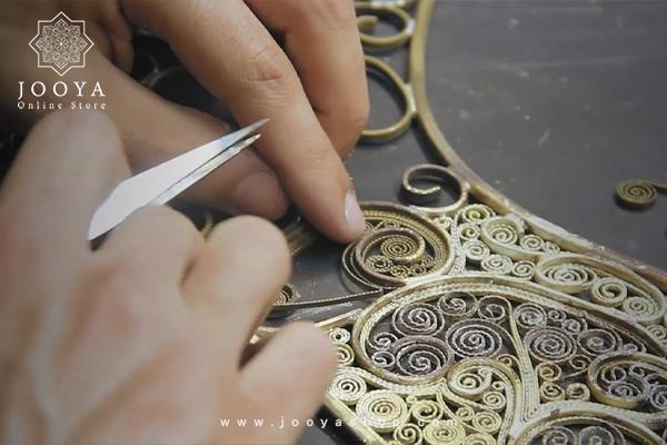 صنایع دستی فلزی کازاکوو