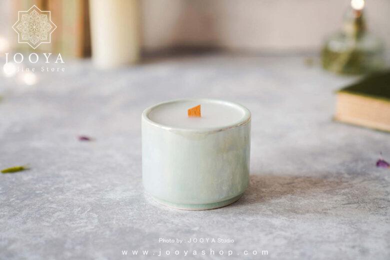 شمع سرامیکی آلبا