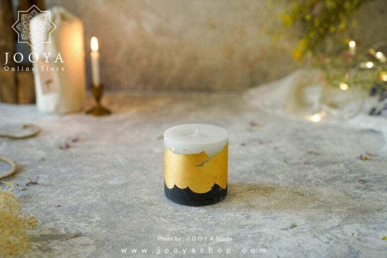 شمع ورق طلای فروک