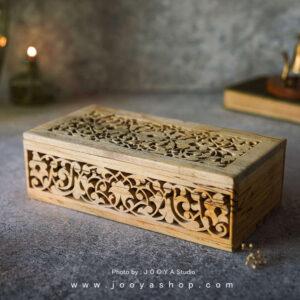 جعبه منبت بزرگ گل و مرغ
