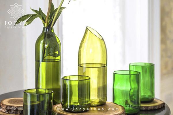 استفاده از شیشه در محیط خارجی