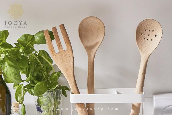چنگال چوبی، قاشق چوبی، کفگیر چوبی