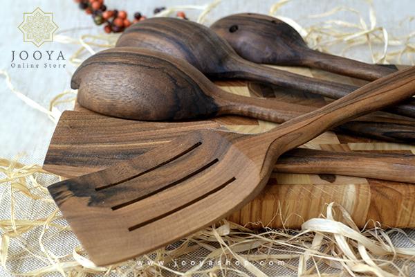 مزایای استفاده از قاشقهای چوبی