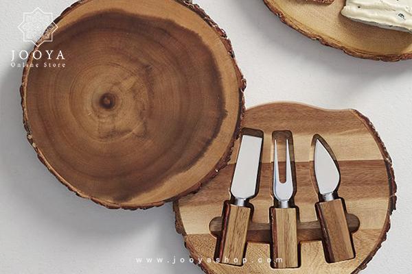 ظروف چوبی مناسب آشپزخانه