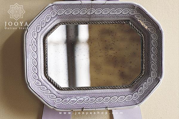 ظروف قدیمی را به آینه تبدیل کنید
