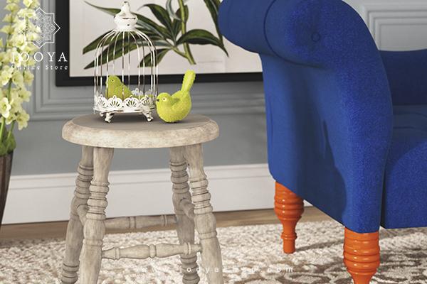 انواع چهارپایههای جذاب برای گل و گیاهان