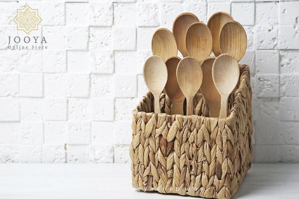 استفاده از قاشق چوبی به عنوان بهترین ابزار برای پخت و پز