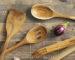 مزایای ابزار آشپزخانه چوبی