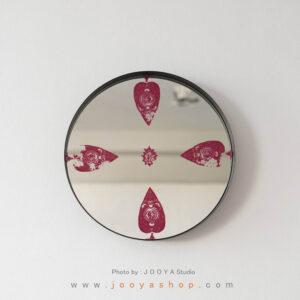 آینه دکوراتیو سرو