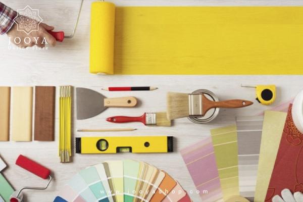 استفاده از رنگ زرد در دکوراسیون