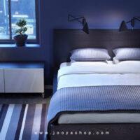 رنگ مناسب اتاق خواب   چه رنگهایی برای اتاق خواب بهتر است؟
