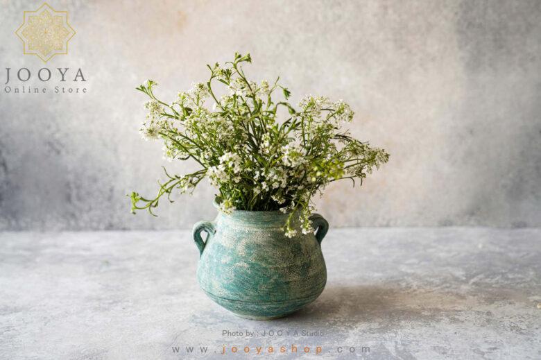 گلدان سفالی آناهیتا