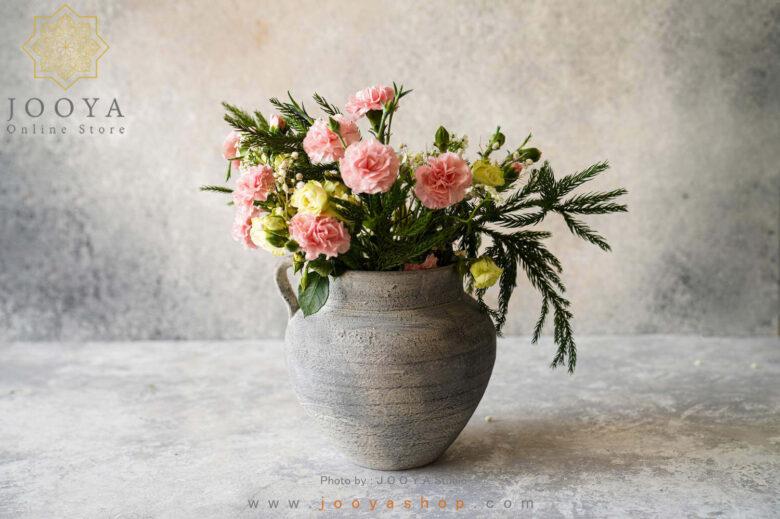 گلدان سفالی یاد