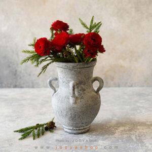 گلدان سفالی یادگار