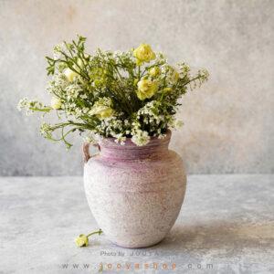 گلدان سفالی آرامش