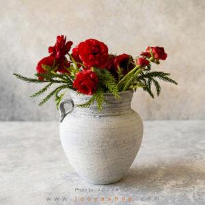 گلدان سفالی آرزو