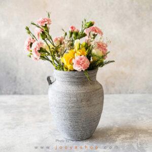 گلدان سفالی گیلچو