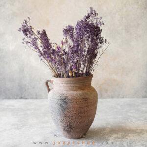 گلدان سفالی ارژن