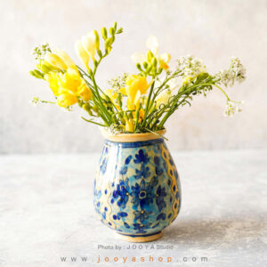 گلدان سفالی نیلا
