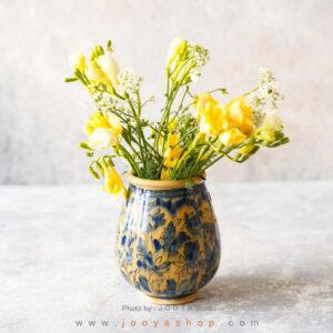 گلدان سفالی هاما
