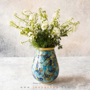 گلدان سفالی اطلس