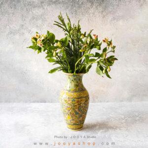 گلدان سفالی لورا