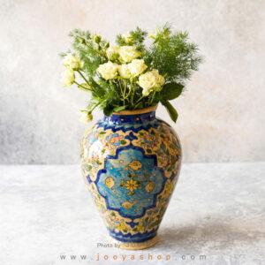 گلدان سفالی آنیسا