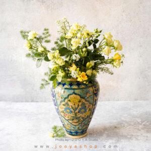 گلدان سفالی ریتا