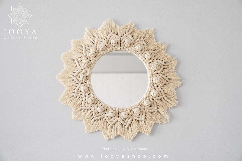 آینه مکرومه