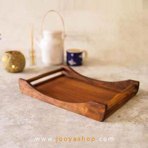 سینی چوبی ملر