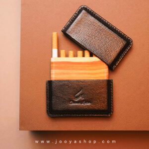 کیف سیگار چرم توما