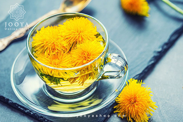 یکی از بهترین دمنوش های فصل تابستان؛ چای قاصدک